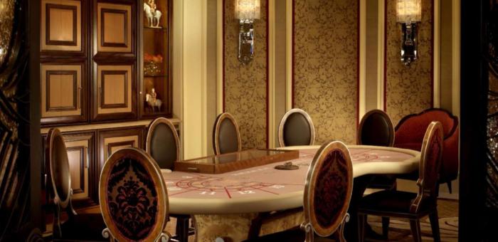 ベラージオホテルのカジノのハイリミットルーム