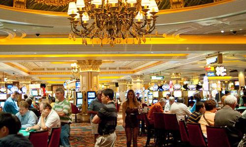 ヴェネチアンリゾートホテル&カジノ