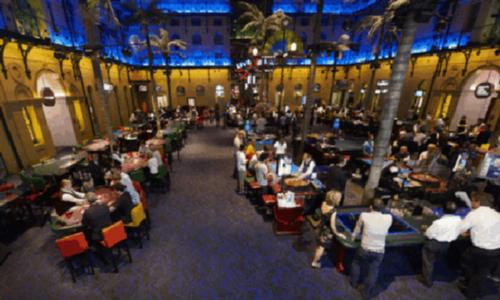 トレジャリーカジノ&ホテル