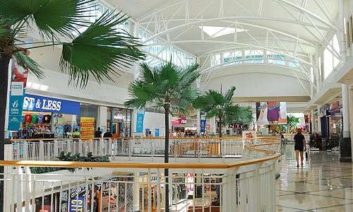 オーストラリアのショッピングモール