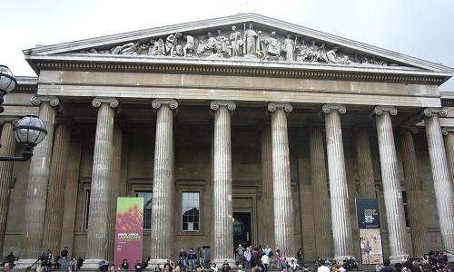 大英帝国博物館