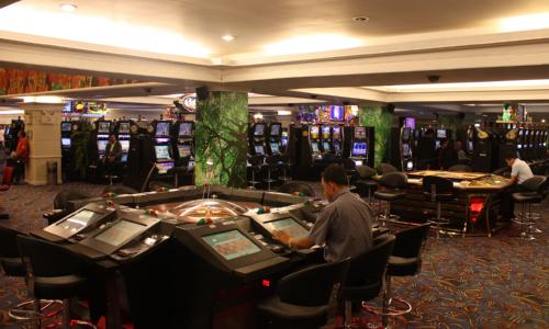 ポイペトリゾートカジノ