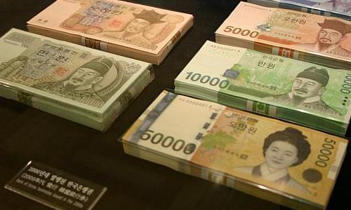 韓国通貨ウォン