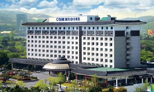 コモドホテル慶州朝鮮