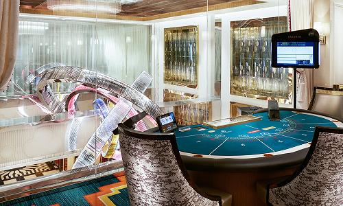 パラダイスカジノ釜山のVIPルーム