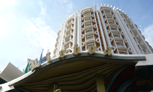 ホテル・リスボア