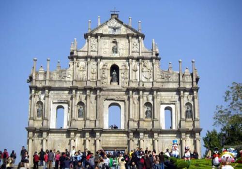 聖ポール天主堂跡の画像 p1_33