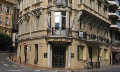 モナコの銀行