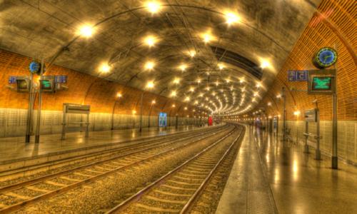 モナコの地下鉄