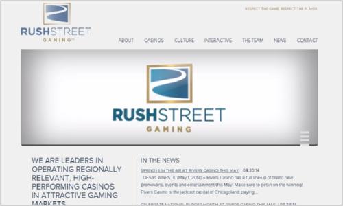 ラッシュ・ストリート・ゲーミング社