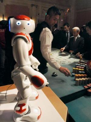 ロボットカジノ