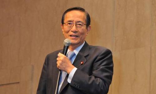 細田IR議連会長