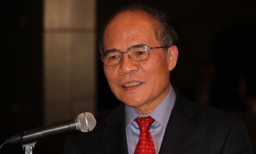 グエン・シン・フン国会議長