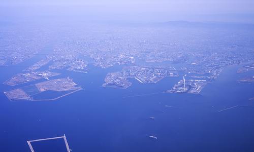 大阪市内のベイエリア