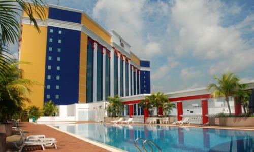 ベルジャヤ・ウォーターフロント・ホテル
