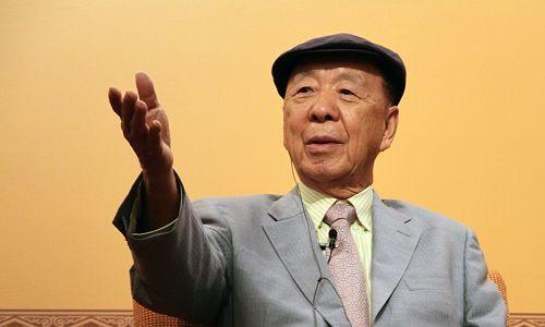 ギャラクシー・エンタテインメント社の呂志和会長