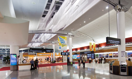 オークランド国際空港