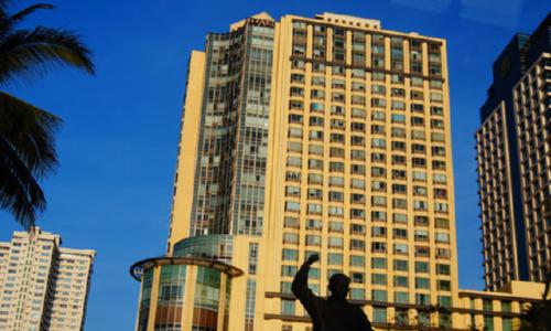 ハイアットホテル&カジノマニラ