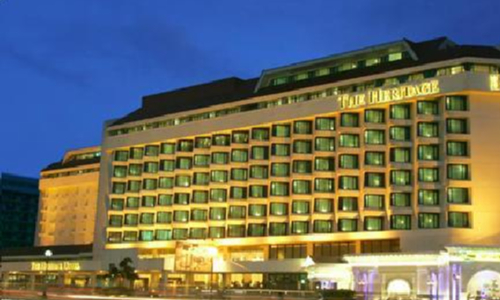 ザ・ヘリテージホテル・マニラ