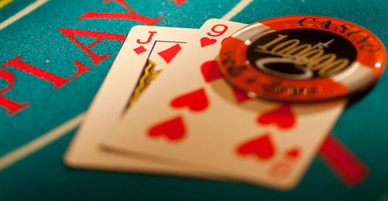 ポンテ16のカジノフロアのテーブルゲーム