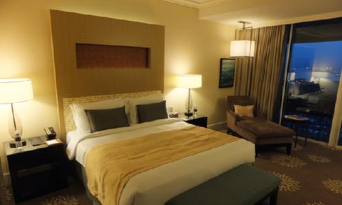 マリーナベイサンズのホテル