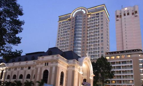 カラベルホテル