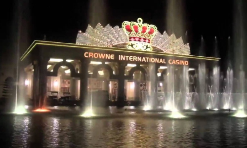 クラウン・インターナショナルカジノ