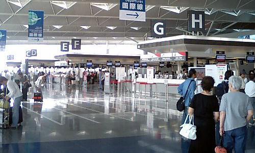 中部国際空港/セントレア空港